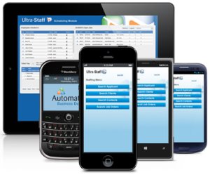 Mobile Staffing Software