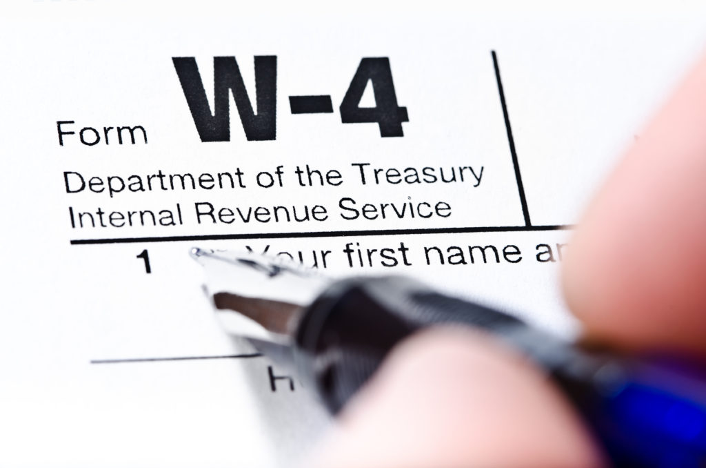 Everything You Need to Know About the New Form W-4