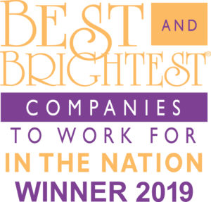 Staffing Software Provider wins National Best and Brightest Award
