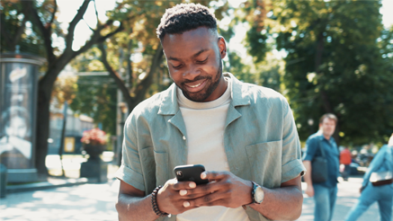 Job Accept Mobile Feature