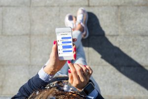 SMS Messaging with Candidates