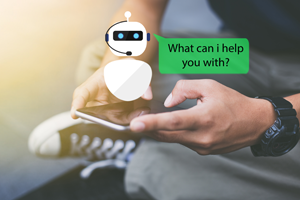 Chatbots through SMS Messaging