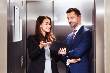Elevator Pitch in Job Market