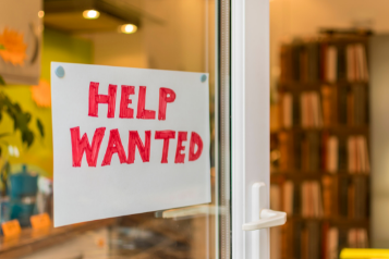 Help Wanted in Job Market